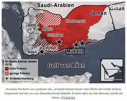 18.03.2018 - der freitag - Jakob Reimann: Des Westen als treuer Al-Qaida-Verbündeter