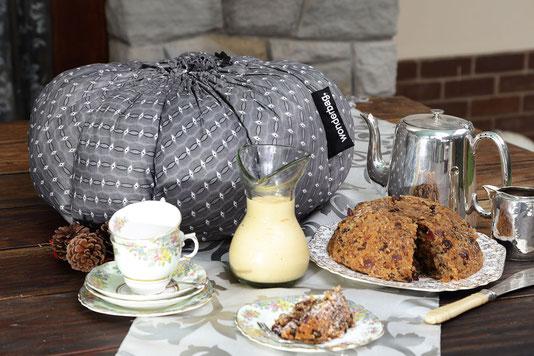 Der Kochsack ist eine nachhaltige und praktische Geschenkidee für Hobbyköche, Familien und Campingfans.  Foto: djd/Wonderbag Südafrika