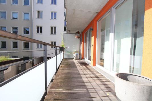 2 Zimmer Wohnung in der Ludwigsvorstadt