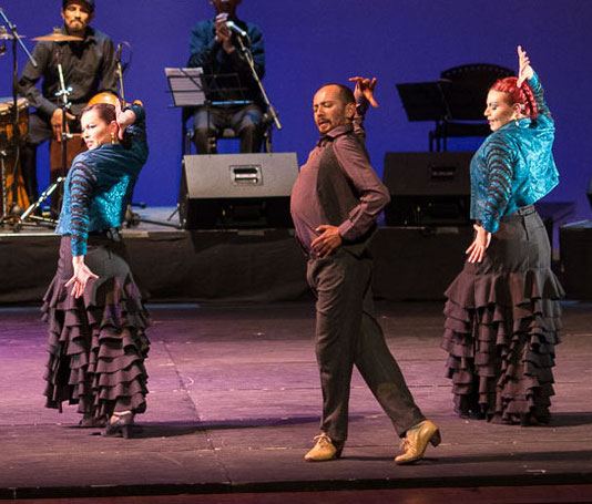 """Tablao flamenco"" en La Factoría"