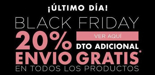 Black Friday en DeDulce