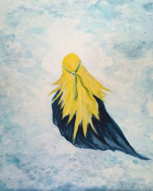 Engel ohne Flügel von Ursula Konder