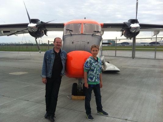 Dornier Versorgungsflugzeug der Arktis