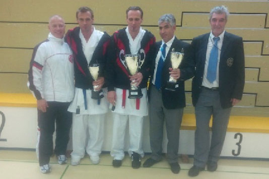 Basel Open Masters 2014 (Akatsuki Karate 暁空手)