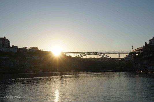 Porto Sonnenaufgang