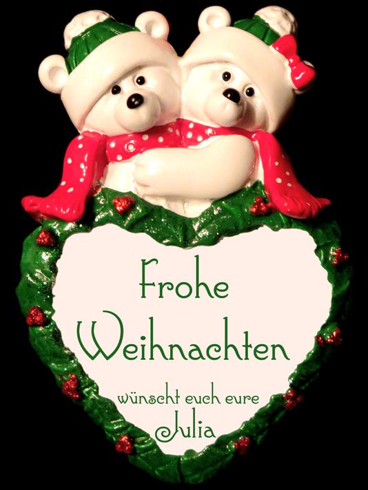 Frohe Weihnachten, 2018