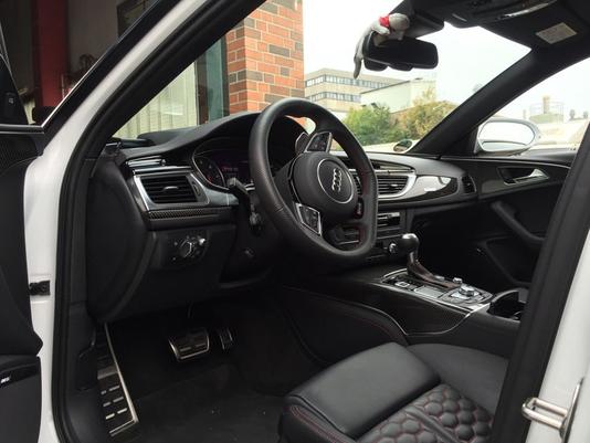 Alarmanlage für Audi