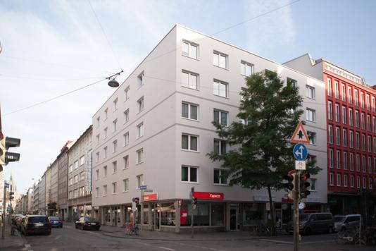 Mehrfamilienhaus Ludwigsvorstadt München