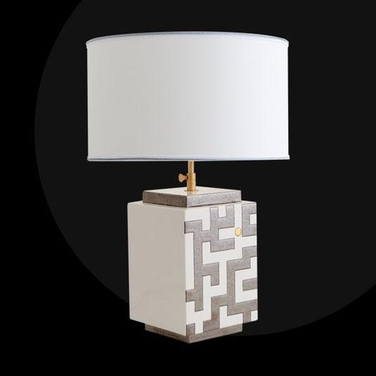Table lamp, Art Déco Wiesbaden Regine Schmitz-Avila