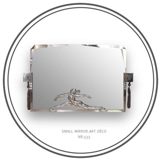 Small mirror, Art Déco Wiesbaden Regine Schmitz-Avila