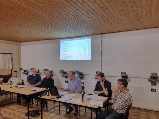 Generalversammlung Die Oberndorfer eG