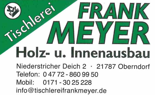 Logo Tischlerei Frank Meyer Holz- und Innenausbau