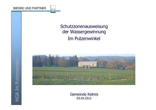 Pumpstation Putzenwinkel Hergenrath BiHU Ehemaliger Steinbruch