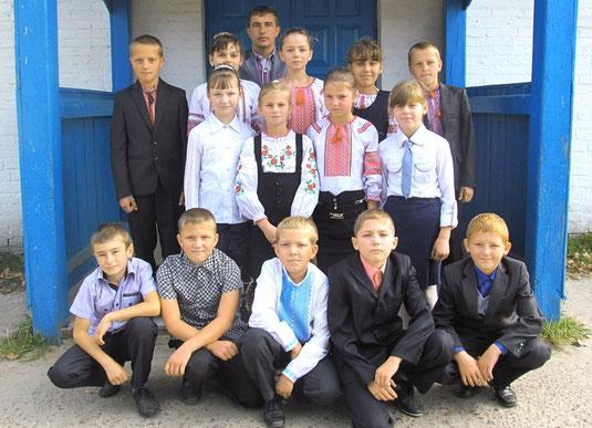 7 клас, класний керівник Кузьмич Андрій Дмитрович