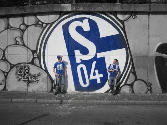 Sascha und Lars