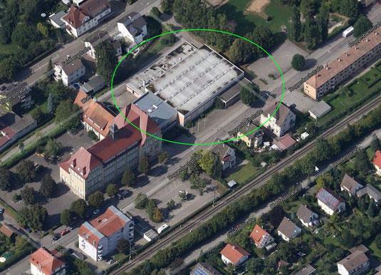 Handballhalle HSV Schopfheim