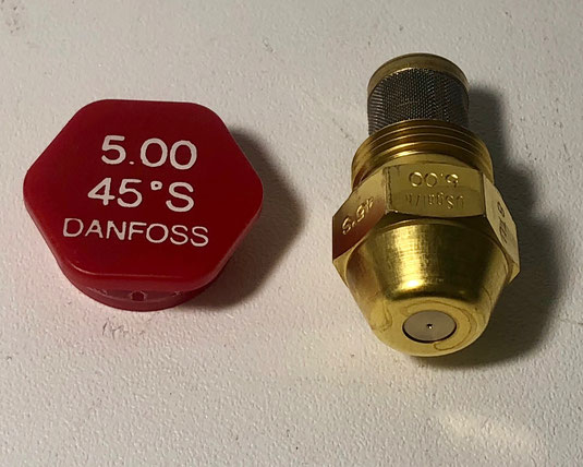 Danfoss, 5.00, 45 S