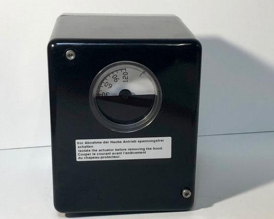 SAACKE servomotor, Type: HD 60 D2
