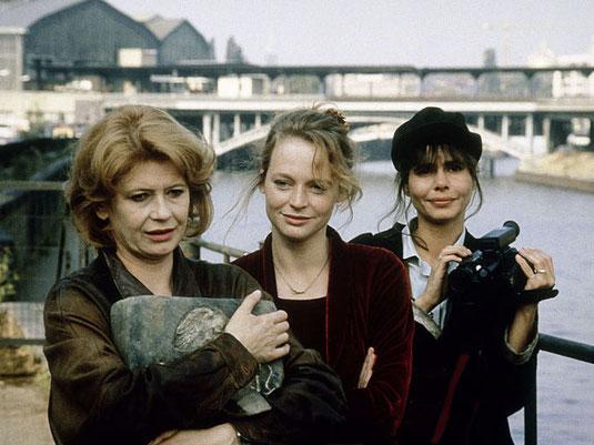 Christiane Carstens, Gabi Herz, Lisa Kreuzer  (von rechts nach links) © Frankenberg