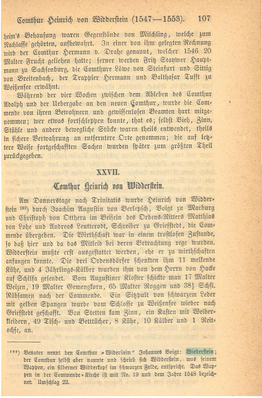 Heinrich von Wiederstein