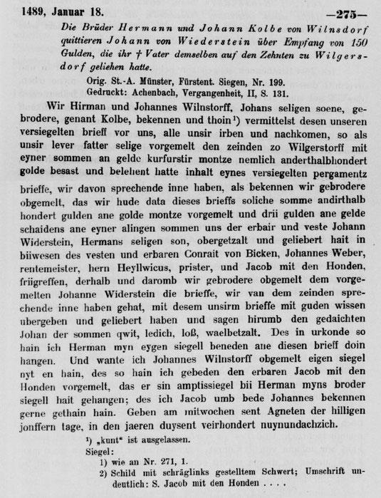 Johann von Wiederstein