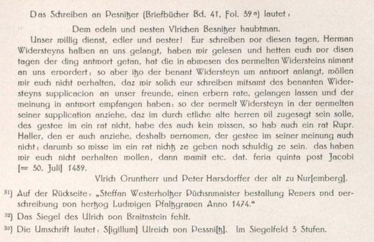 Herman von Wiederstein ( Widersteyn )