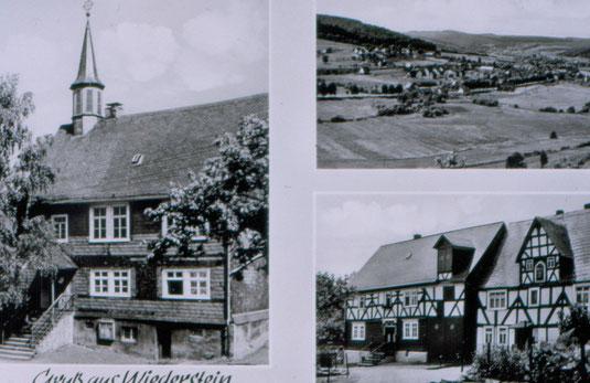 1960 - Gruß aus Wiederstein