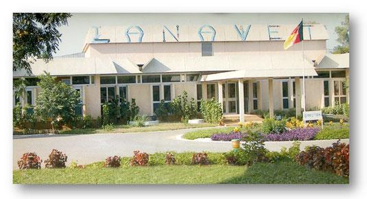 Le siège du Lanavet à Bocklé dans la commune de Garoua 3è