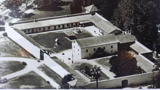 Sutter's Fort in Sacramento