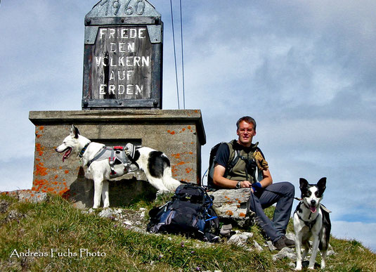 Gipfel, 2.002 m