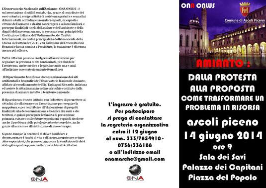 Amianto Ascoli Piceno