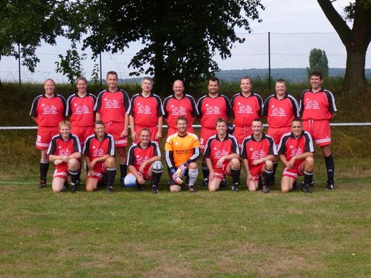 "TSV Waldkappel ""AH"" im Sommer 2013"