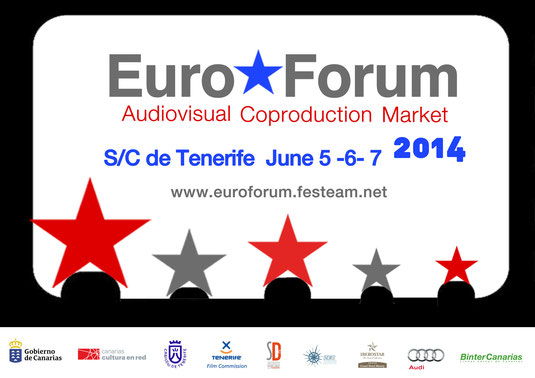 Logo EuroForum Tenerife 2014