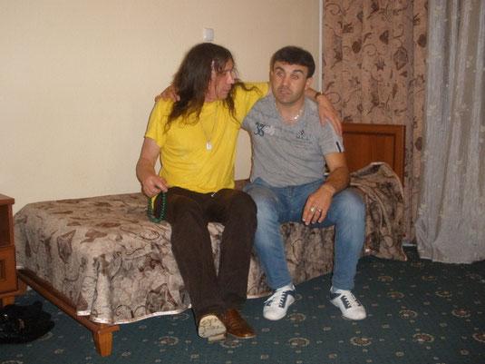 C Аликом ясновидящим из Азербайджана