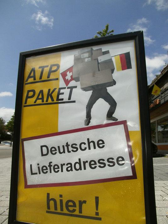 Armin Tröndle, ATP Paket, Schaffhauser Str.13, 79798 Jestetten