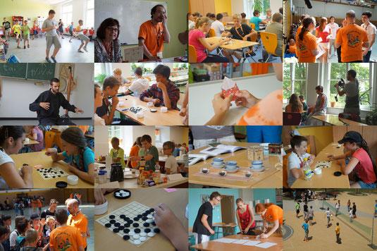 Impressionen vom Ostasien-Projekttag 2015 an der OS Bischofswerda