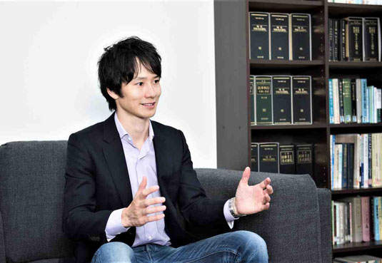 リーガルフォース AI 企業 法務 契約書
