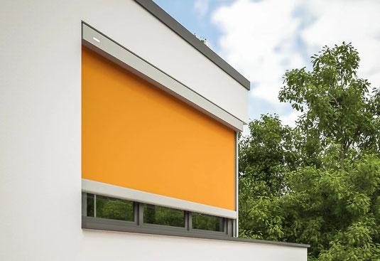 Markilux Markise Fenstermarkise Vertikalmarkise