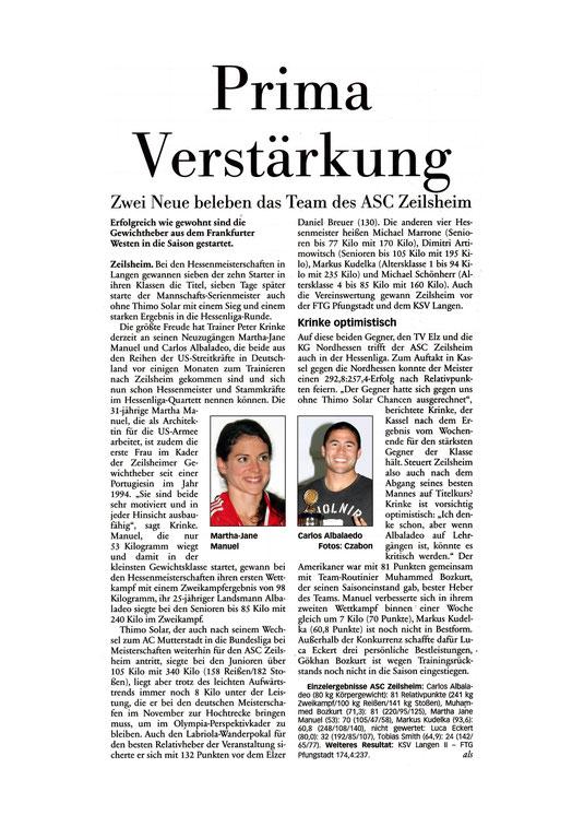 (Höchster Kreisblatt)
