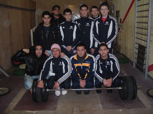 ASC-Jugendmannschaft 2006