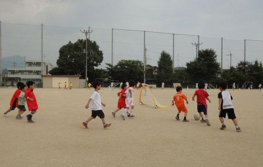 保育園・幼稚園 サッカー教室2