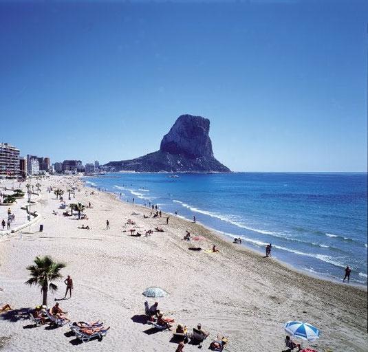 Beach Calp(e)