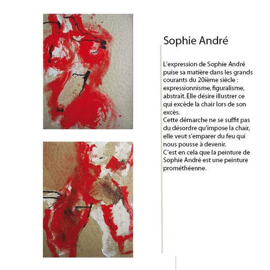 Extrait du Catalogue 9 ème Edition PLACE aux Artistes