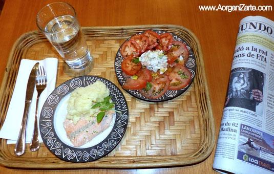 No te olvides de comer sano - www.AorganiZarte.com