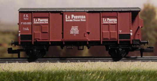 Carro F - La Provvida - MW-Model - 401bp