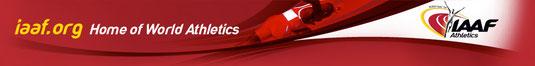 Vers le site internet de la IAAF