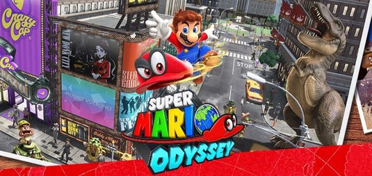 Preview - Super Mario Odyssey - Animal Crossing New Leaf