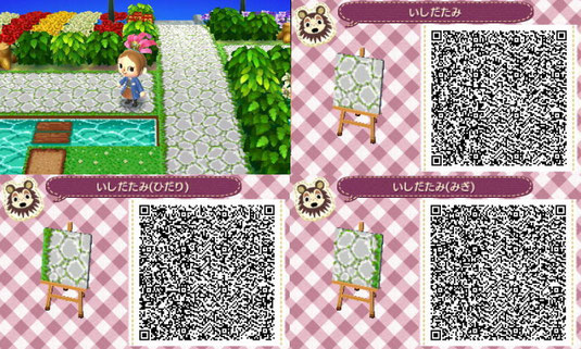 Bodendesigns qr codes animal crossing new leaf Boden qr codes animal crossing new leaf
