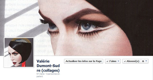 Facebook collages Valérie Dumont-Sudre