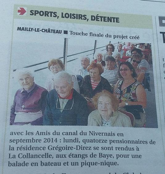 Yonne Républicaine 24/06/15